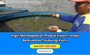 Green Water System - Hal-hal yang harus dipersiapkan