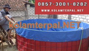 kolam bulat fiber